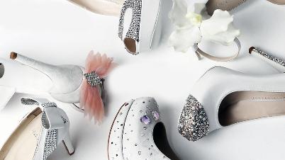 Pınar Arkun'dan Kişiye Özel Gelin Ayakkabısı