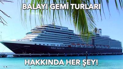 Balayı Gemi Turları ve Fiyat Aralıkları