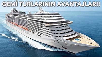 Balayında Gemi Turlarının Avantajları